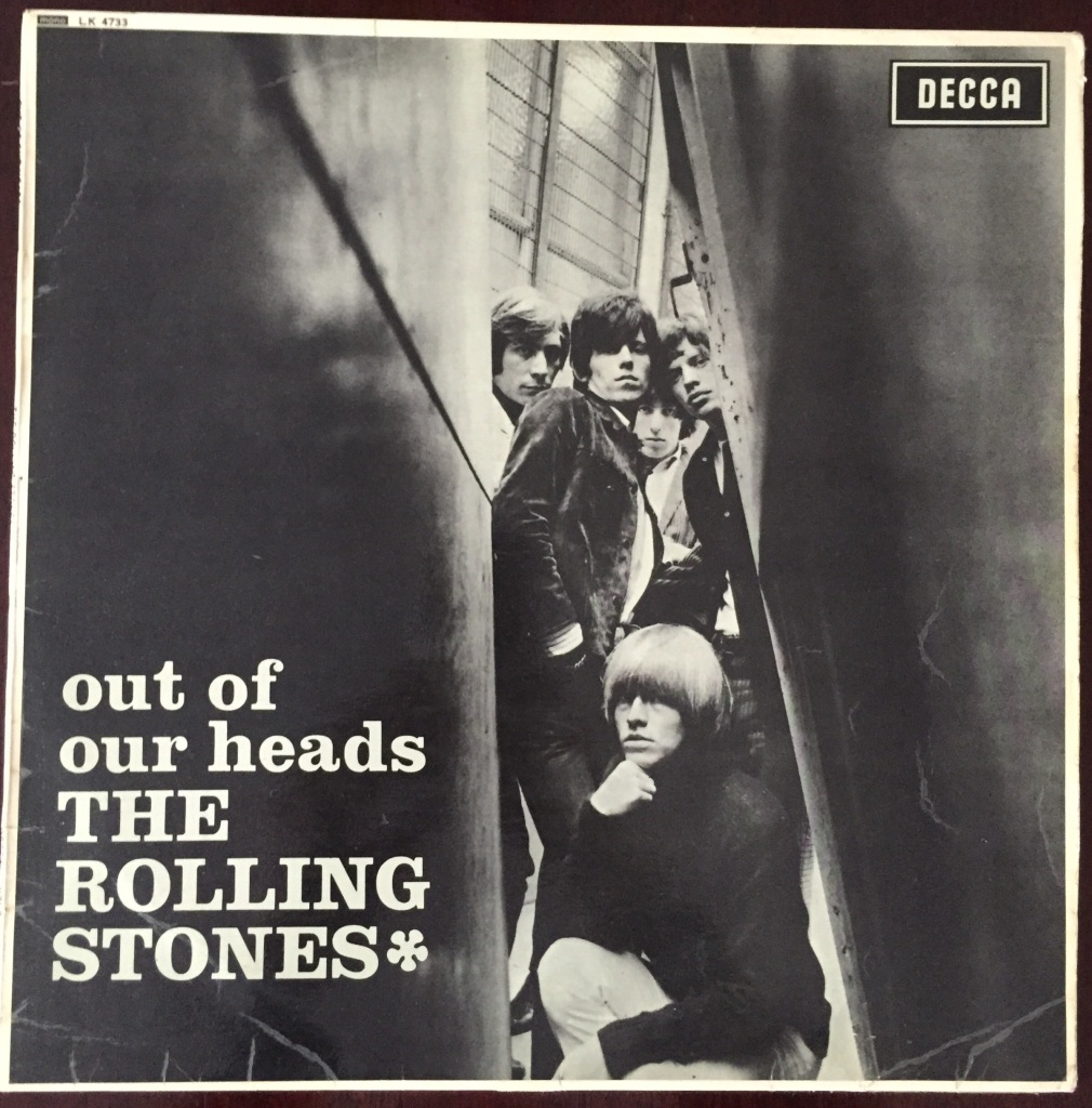 Rolling Stones Out of Their Heads UK
