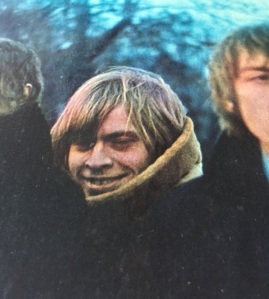 "Brian Jones in full ""deranged hobbit"" mode"