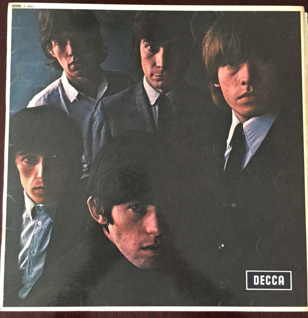 Rolling Stones No 2 cover