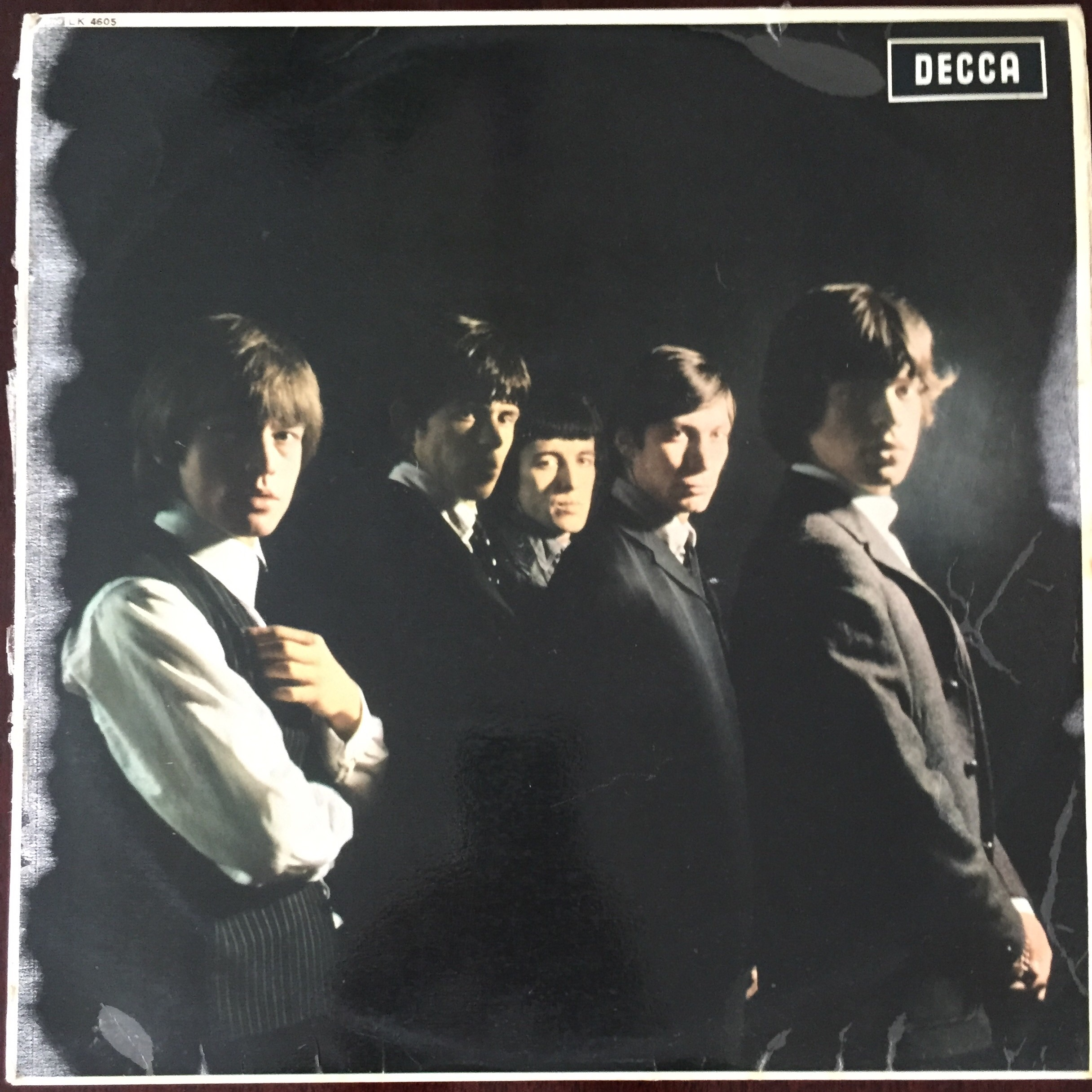 Rolling stones i wanna be your man single