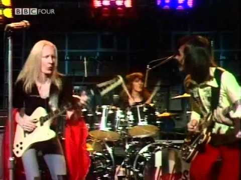 Johnny Winters Old Grey Whistle Test