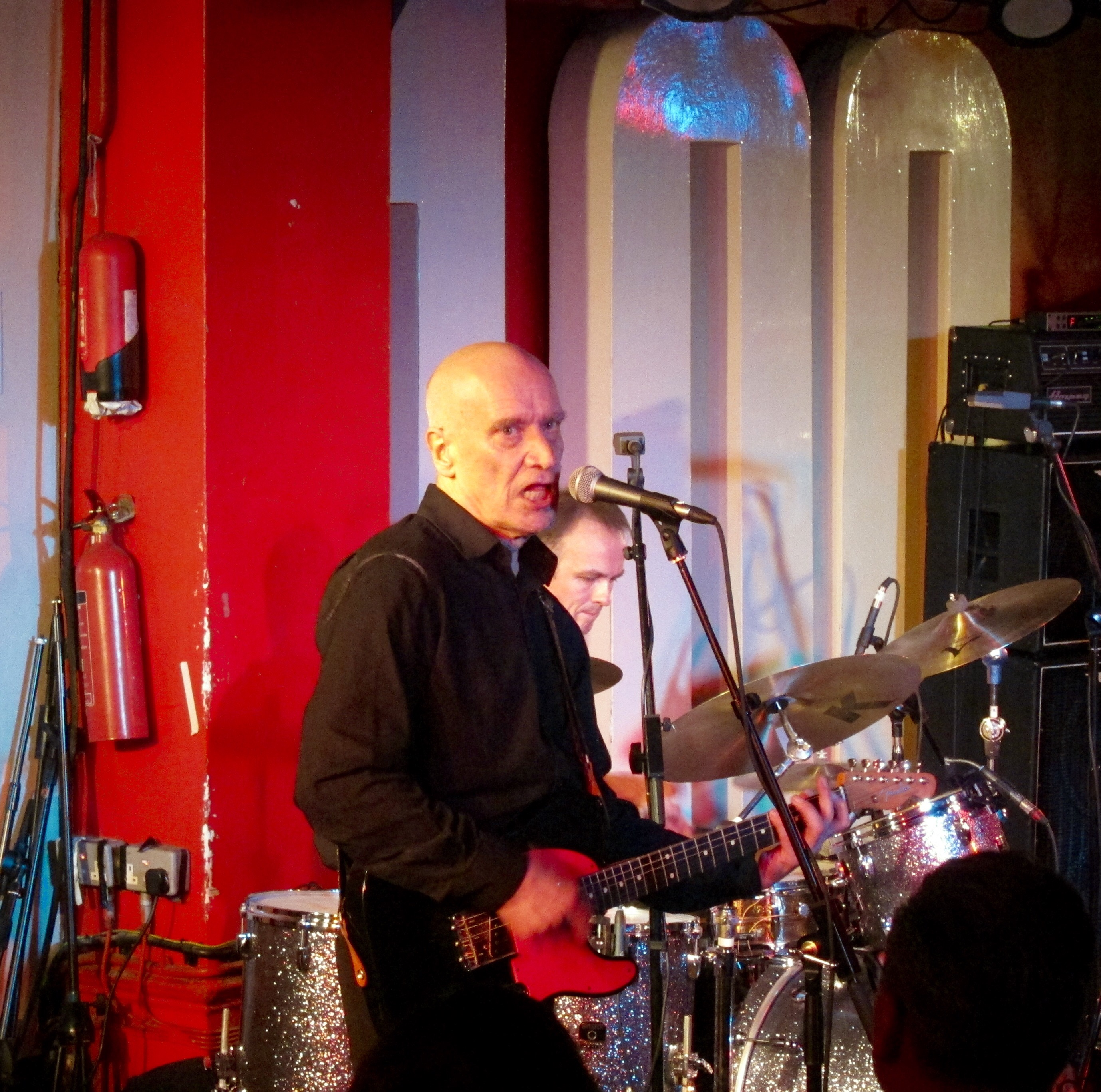 Wilko Johnson 2015