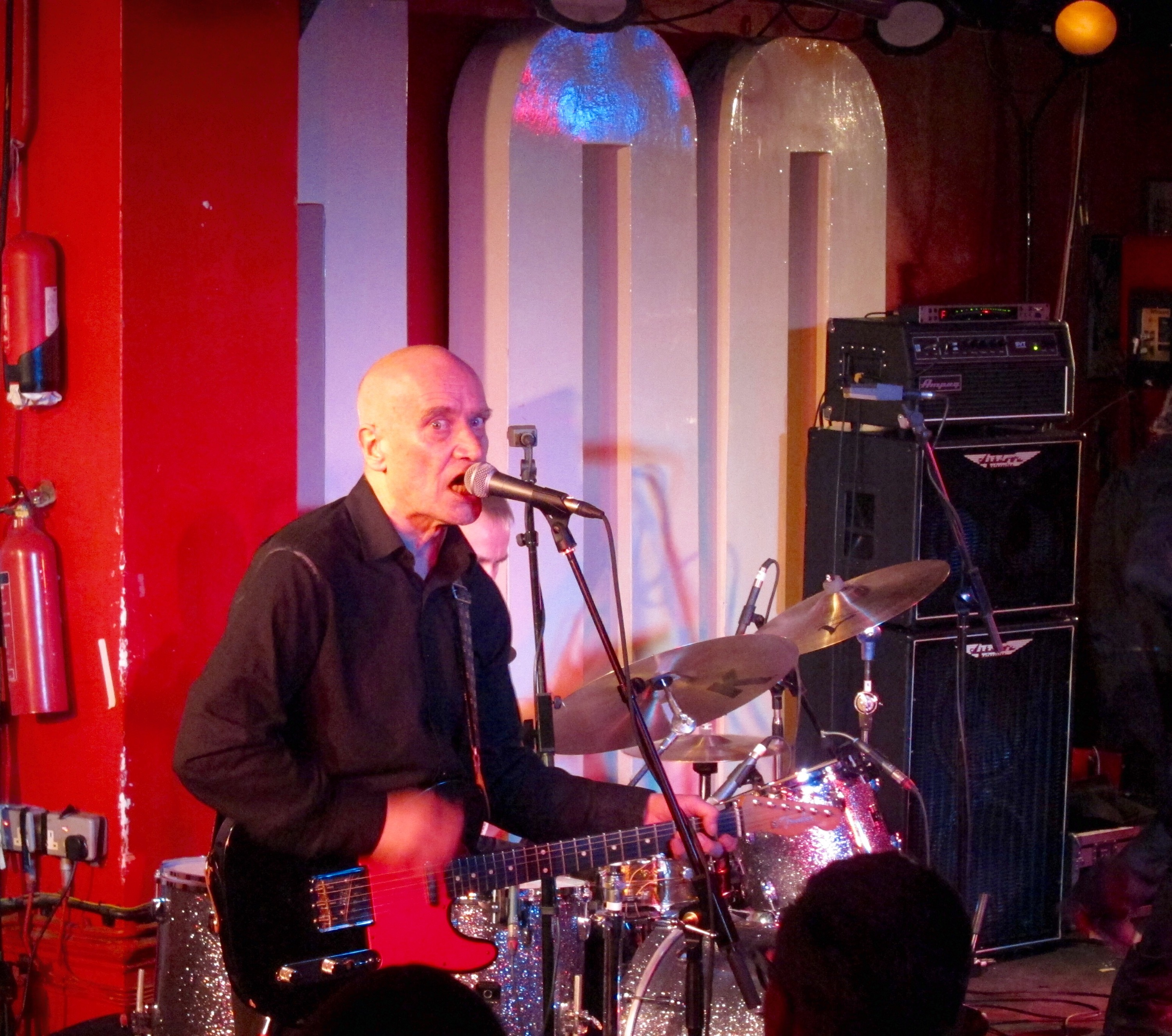 Wilko Johnson at the 100 Club