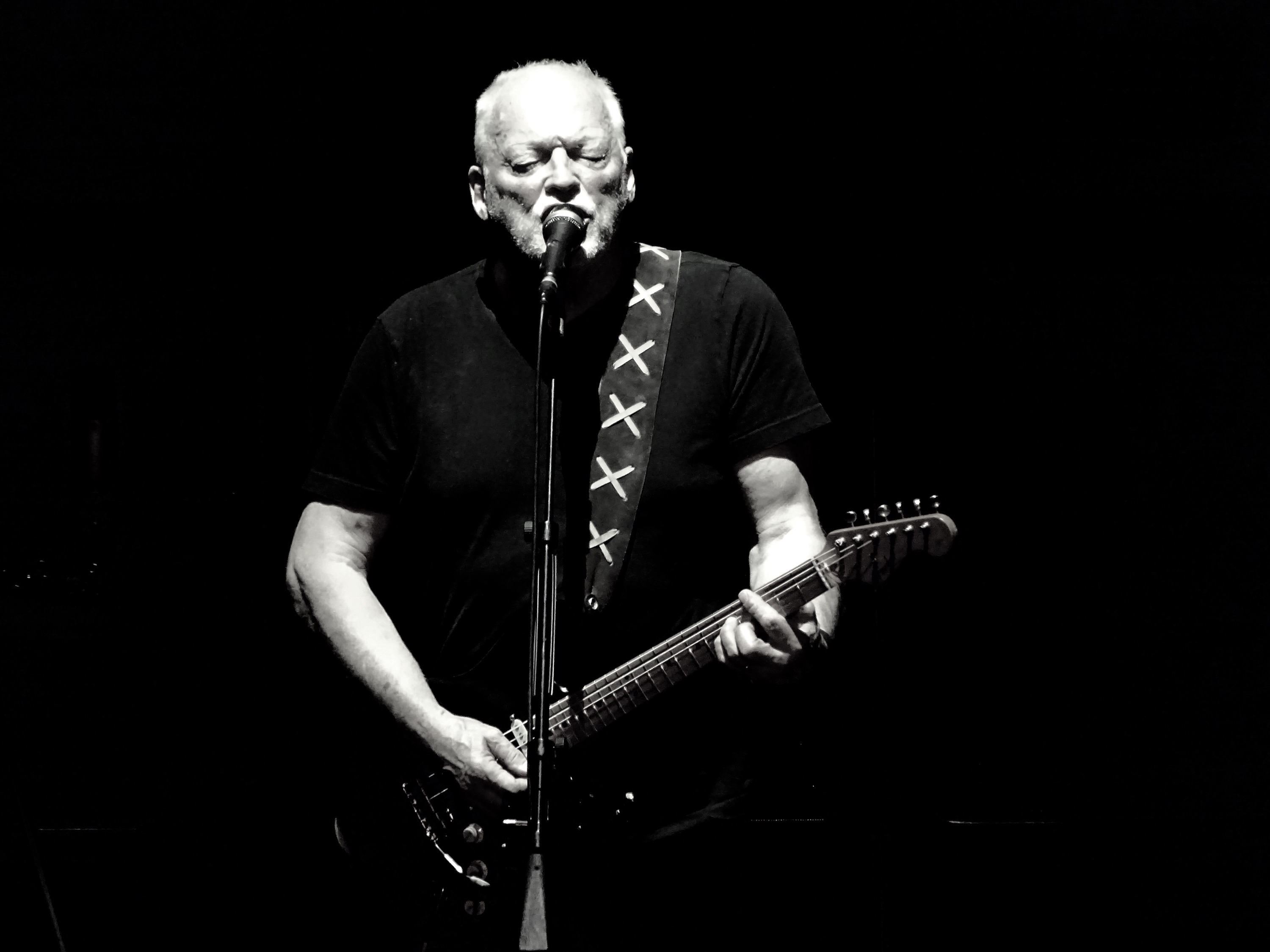 David Gilmour Live At The Royal Albert Hall Every