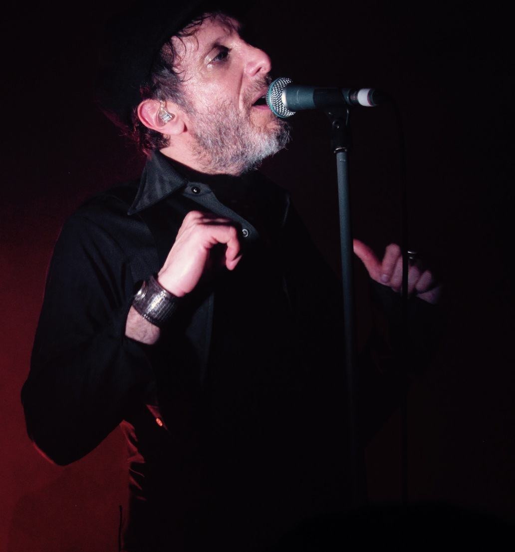 Jonathan Donahue of Mercury Rev at The Oval Space 2015 4