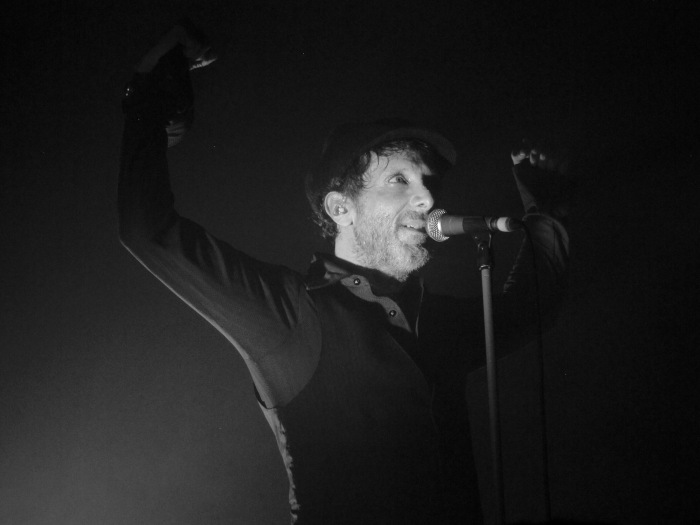 Jonathan Donahue of Mercury Rev at The Oval Space 2015 2