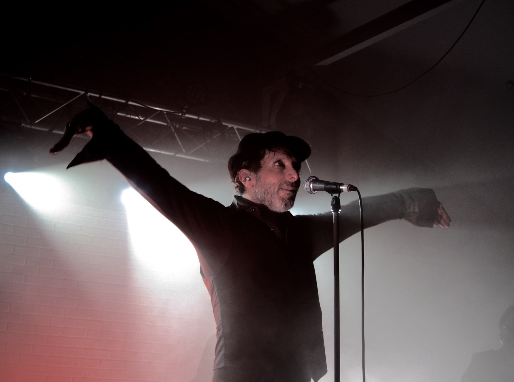 Jonathan Donahue of Mercury Rev at The Oval Space 2015 1