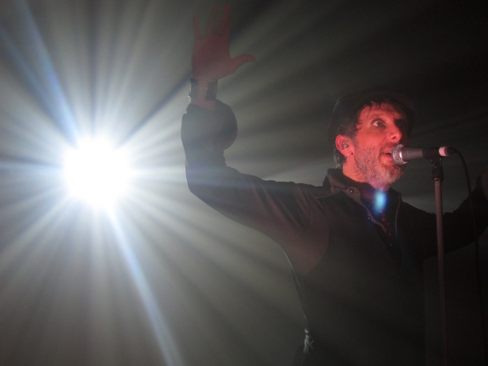 Jonathan Donahue of Mercury Rev at The Oval Space 2015 9