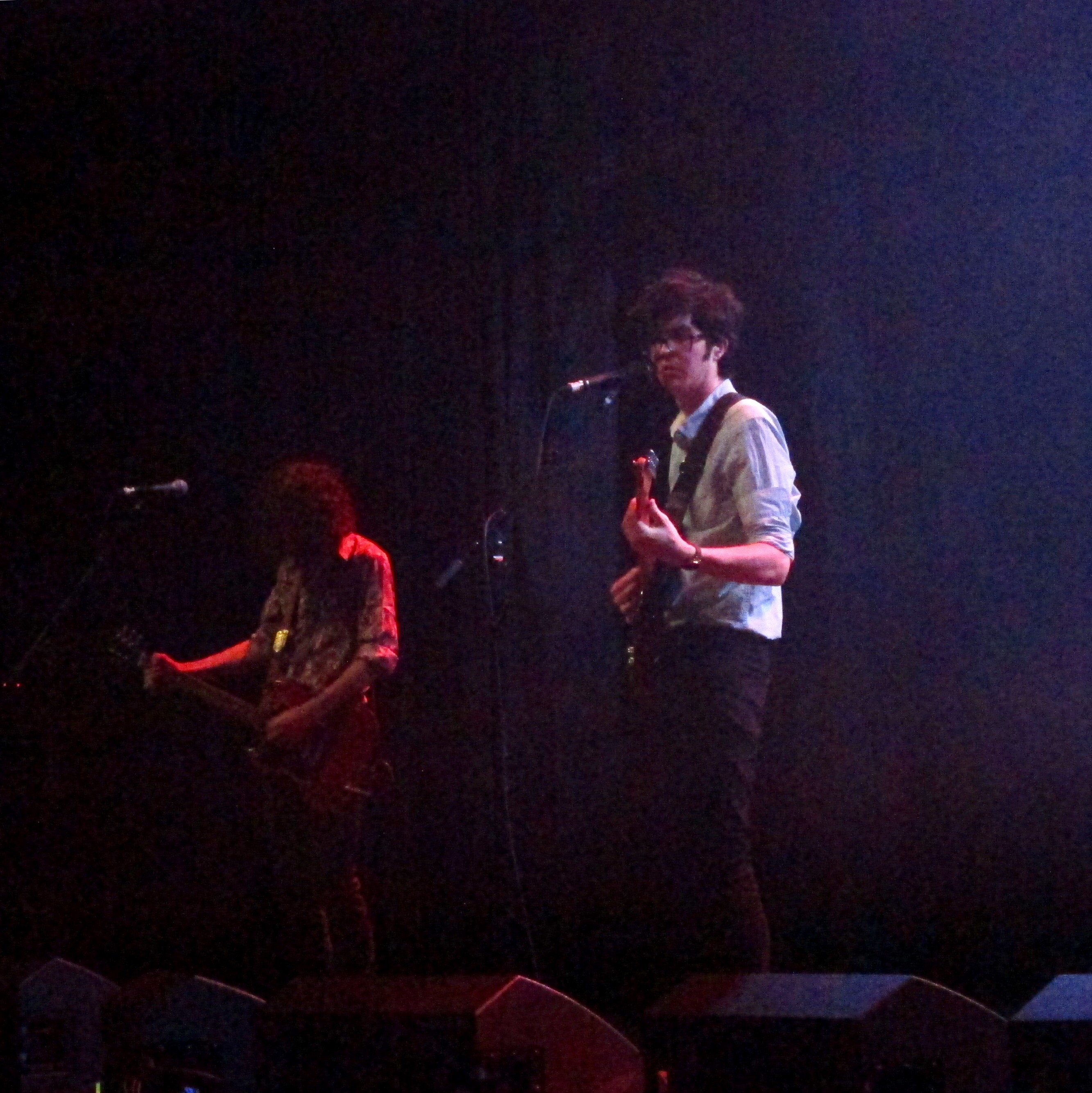 Car Seat Headrest Steps Up As Headliner Live At The Forum Every