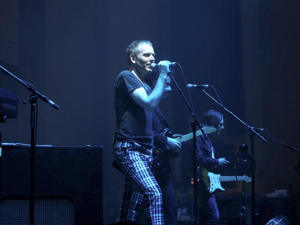 Belle And Sebastian In Health And Safety Regulation Flaunting Shock
